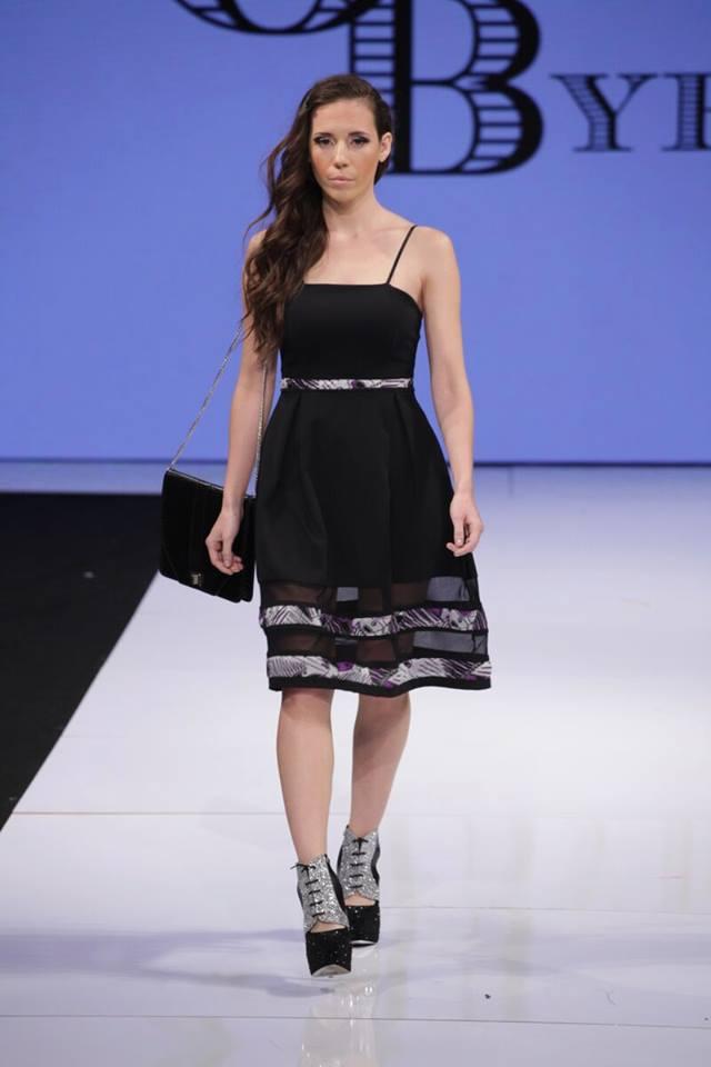 sherrie gearheart molinis L.A. fashion week