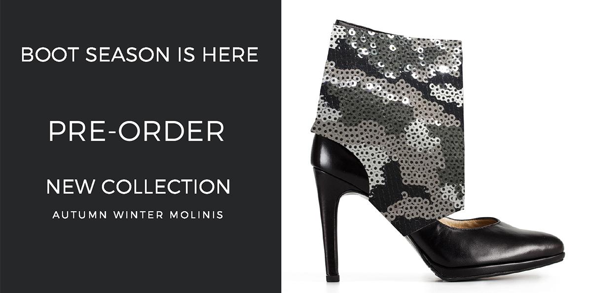 molinis kickstarter collection aw18